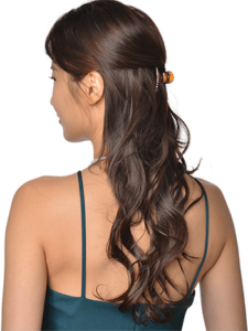 Wavy Loose Curls Clip-on Extensions